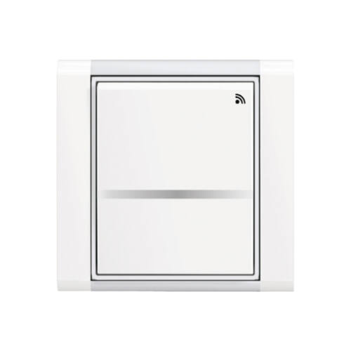 Enika P8 T 2 Time 01 Fehér felületre szerelhető jeladó (1041474)