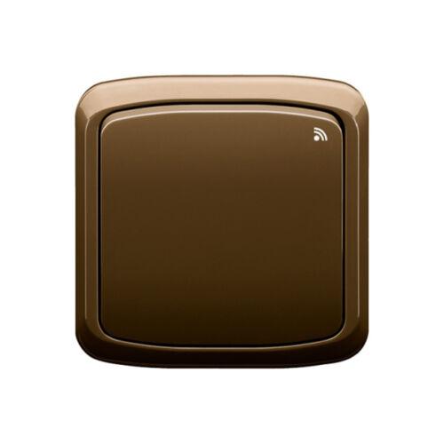 Enika P8 T 4 Tango H Sötét barna felületre szerelhető jeladó (1041500)