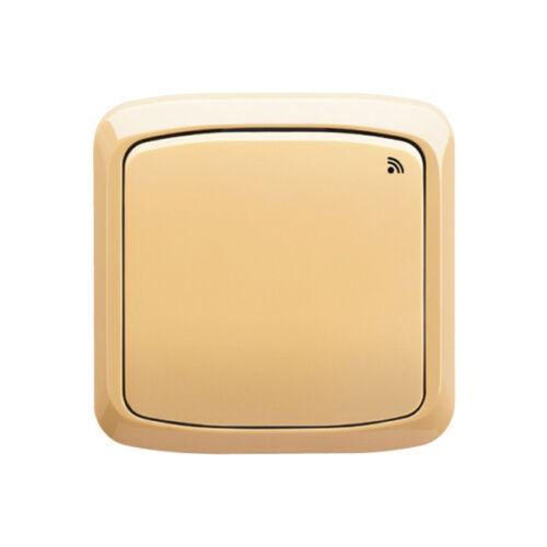 Enika P8 T 4 Tango D Bézs felületre szerelhető jeladó (1041502)
