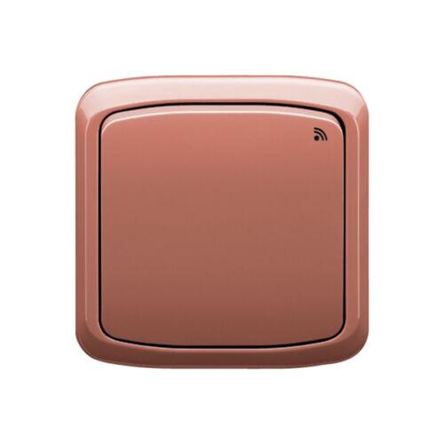 Enika P8 T 4 Tango R2 Hanga piros felületre szerelhető jeladó (1041505)