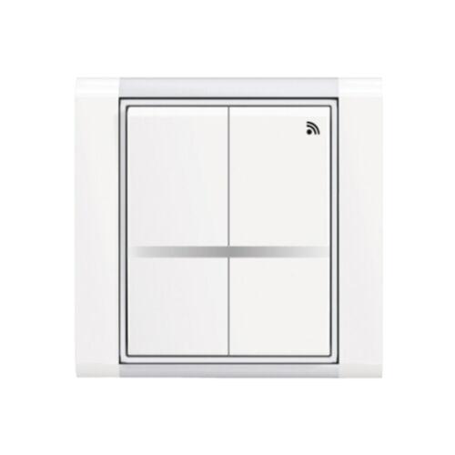 Enika P8 T 4 Time 01 Fehér felületre szerelhető jeladó (1041507)