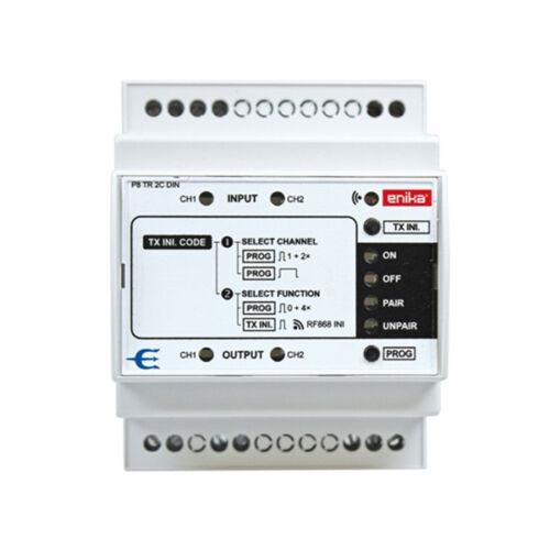 Enika P8 TR 2C DIN bemeneti adattovábbító (1041536)