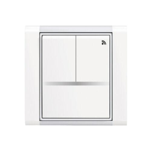 Enika P8 T 3 Time 01 Fehér felületre szerelhető jeladó (1042044)