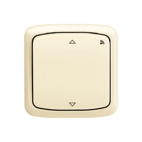Enika P8 R R Tango C Elefántcsont falba süllyesztett vevő redőnymozgatáshoz (1043675)