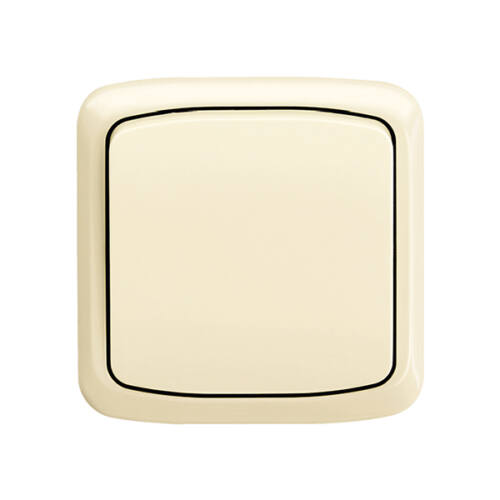 Enika P8 R 1 Tango C Elefántcsont falba süllyesztett vevő (1043701)