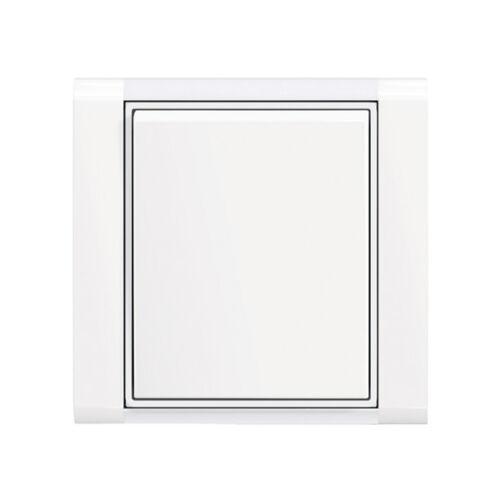 Enika P8 R 1 Time 01 Fehér falba süllyesztett vevő (1043708)