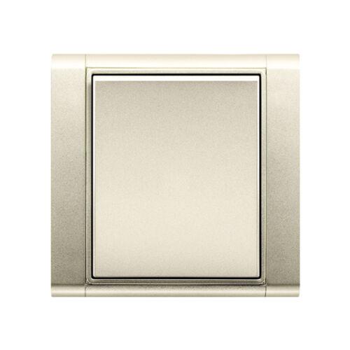 Enika P8 R 1 Time 32 Ezüst szürke falba süllyesztett vevő (1043717)