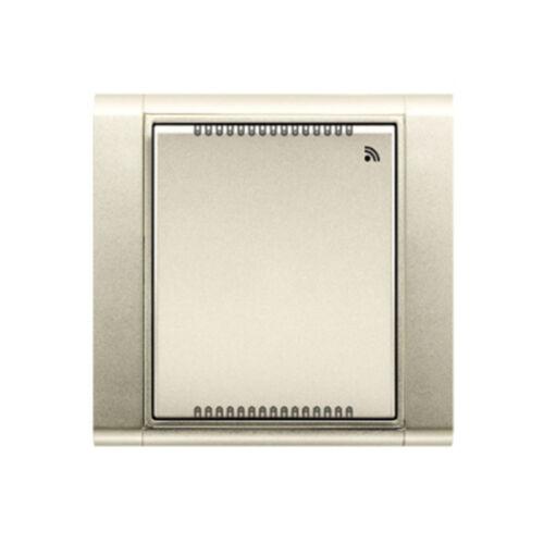 Enika P8 T Temp/RH Time 32 Ezüst szürke hőmérséklet és páratartalom érzékelő (1046322)