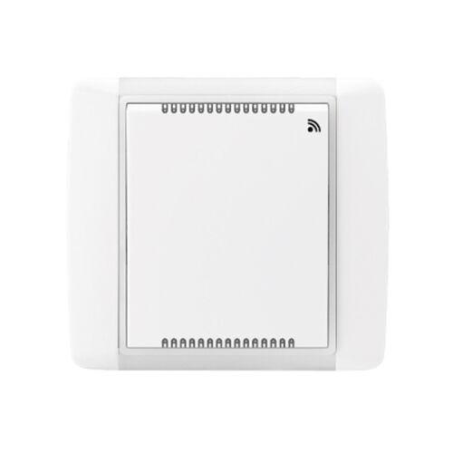 Enika P8 T Temp/RH Element 03 Fehér hőmérséklet és páratartalom érzékelő (1046325)