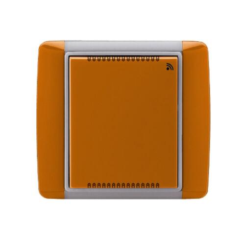 Enika P8 T Temp/RH Element 07 Karamell hőmérséklet és páratartalom érzékelő (1046329)