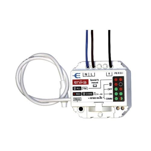 Enika P8 R D I/LED dimmer vevő (1046856)