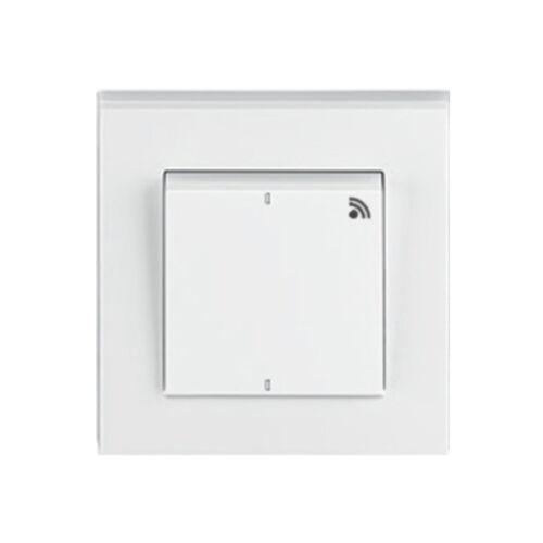 Enika P8 T 2 Levit 01 Fehér / Jég fehér felületre szerelhető jeladó (1049600)