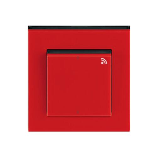 Enika P8 T 2 Levit 65 Piros / Fekete felületre szerelhető jeladó (1049608)