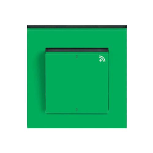 Enika P8 T 2 Levit 67 Zöld / Fekete felületre szerelhető jeladó (1049610)