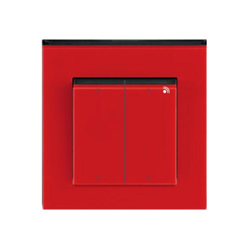 Enika P8 T 4 Levit 65 Piros / Fekete felületre szerelhető jeladó (1049619)