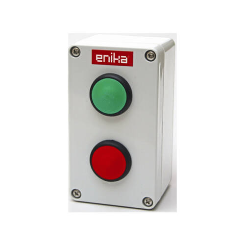 Enika P8 T 2C IP65 kétcsatornás hordozható mobil jeladó (1050995)