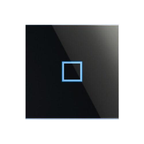 Enika P8 T 1 iS B Fekete felületre szerelhető jeladó (1051149)