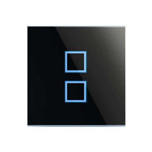 Enika P8 T 2 iS B Fekete felületre szerelhető jeladó (1051150)