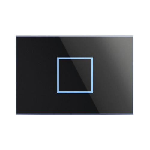 Enika P8 T 1 iR B Fekete felületre szerelhető jeladó (1051152)