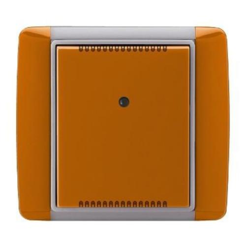 Enika P8 T CO2 TE 07 Karamell/ Hideg szürke  levegőminőség érzékelő (1055285)