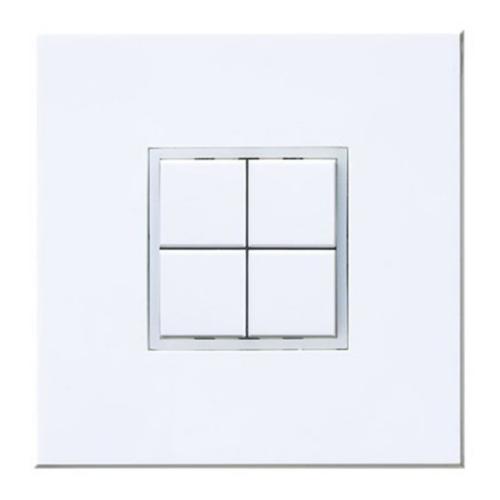 Enika P8 T 4 MS 03 Fehér Négycsatornás felületre szerelhető jeladó (1100480)