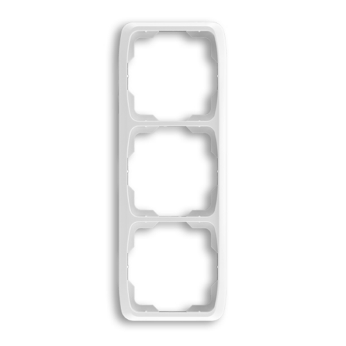 ABB kapcsoló keret 3-as függőleges Tango Szürke (3901A-B31 S)