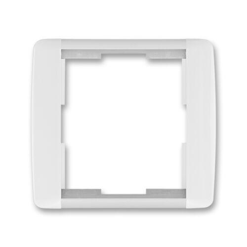 ABB kapcsoló keret 1-es Element Fehér / Jégfehér (3901E-A00110 01)