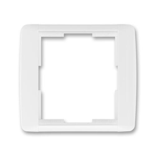ABB kapcsoló keret 1-es Element Fehér / Fehér (3901E-A00110 03)