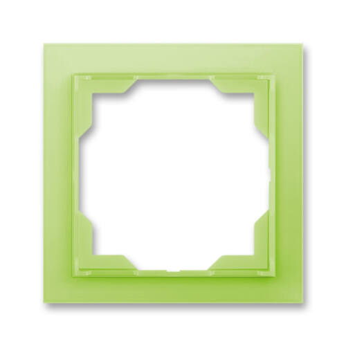 ABB kapcsoló keret 1-es Neo Zöld (3901M-A00110 42)