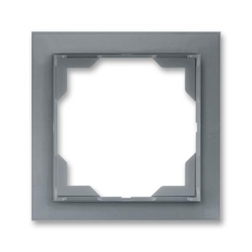 ABB kapcsoló keret 1-es Neo Szürke (3901M-A00110 44)