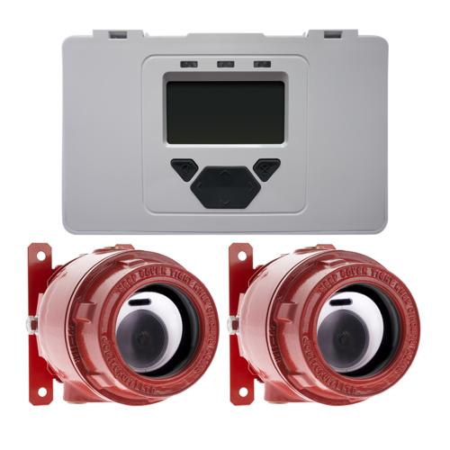 FIRERAY 3000 Exd érzékelő csomag (3000-115)