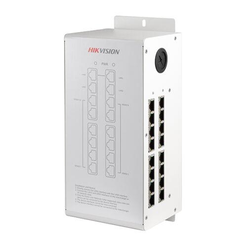 Hikvision DS-KAD612 disztribútor egység kaputáblákhoz és lakáskészülékekhez