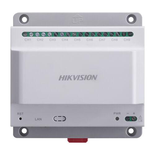 Hikvision DS-KAD709 disztribútor egység 2 vezetékes Intercom rendszerhez