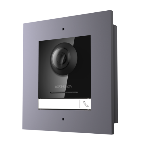 Hikvision DS-KD8003-IME1/FLUSH/EU IP videó-kaputelefon kültéri főegység