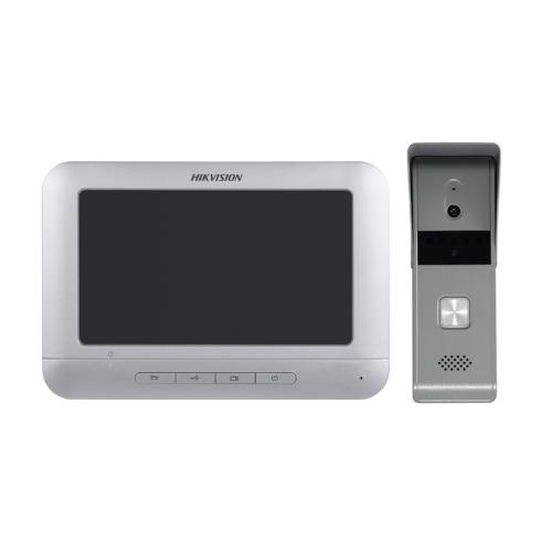 Hikvision DS-KIS203 analóg videó-kaputelefon szett