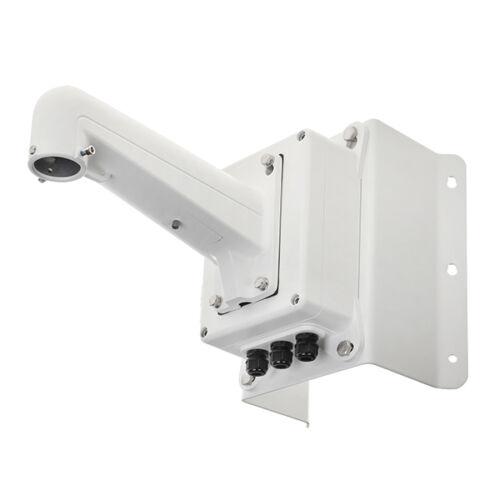 """Hikvision DS-1602ZJ-box-corner kültéri fali tartó 5"""" speed dómhoz kötődobozzal sarokadapterrel"""