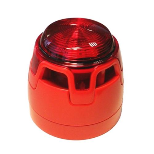 KAC CWSS-RB-S7 hang- és fényjelző lapos aljzattal