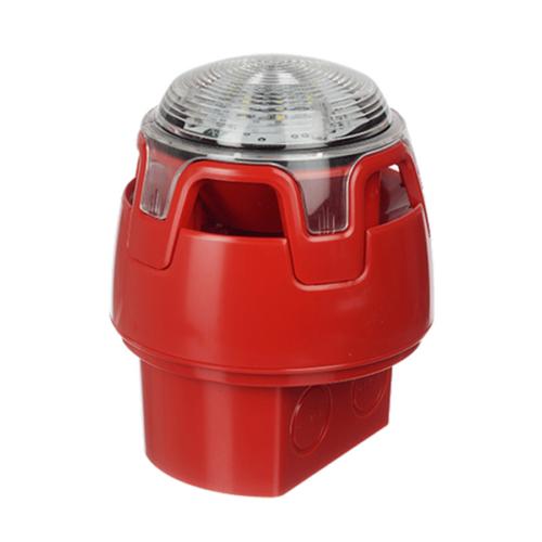KAC CWSS-RR-W3 hang- és fényjelző magas aljzattal