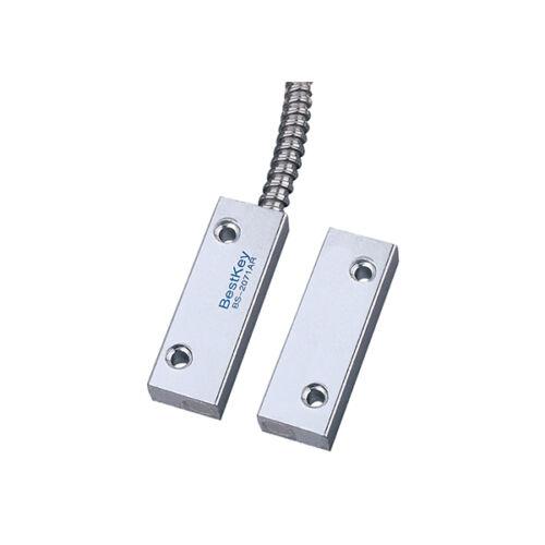 Nyitásérzékelő BS-2071AR felületre szerelhető fém gégecsővel