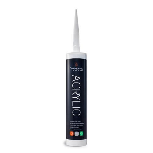 Protecta FR Acrylic 310ml Fehér tűzálló tömítőmassza
