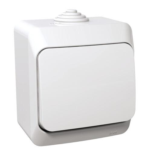 Schneider WDE000570 CEDAR PLUS Keresztkapcsoló, IP44, fehér (107)