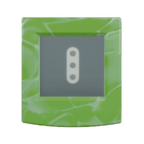 Telenot Cryplock HF-olvasó R-MD - zöld