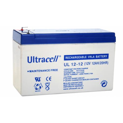 Ultracell akkumulátor UL 12-12 12V/12Ah