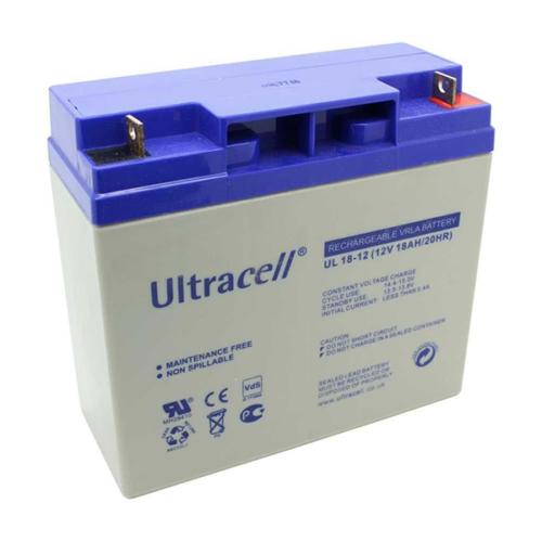 Ultracell akkumulátor UL 18-12 12V/18Ah