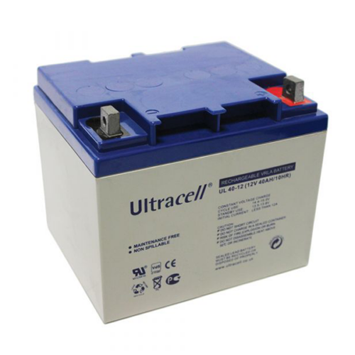 Ultracell akkumulátor UL 40-12 12V/40Ah