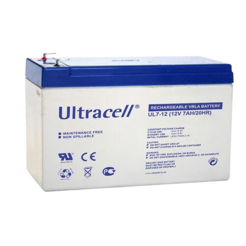 Ultracell akkumulátor UL 7-12 12V/7Ah
