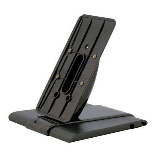 V-TEK DB1-B asztali tartó beltéri lakáskészülékekhez, fekete