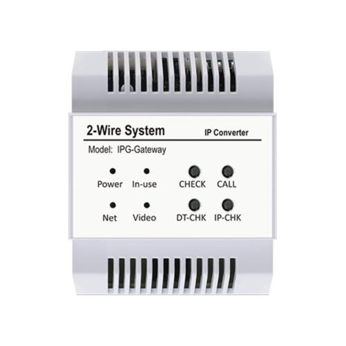 V-TEK DT-IPG IP modul 2 vezetékes rendszerhez